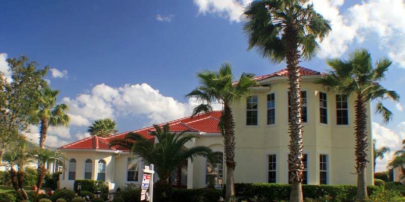 Florida Estate Home