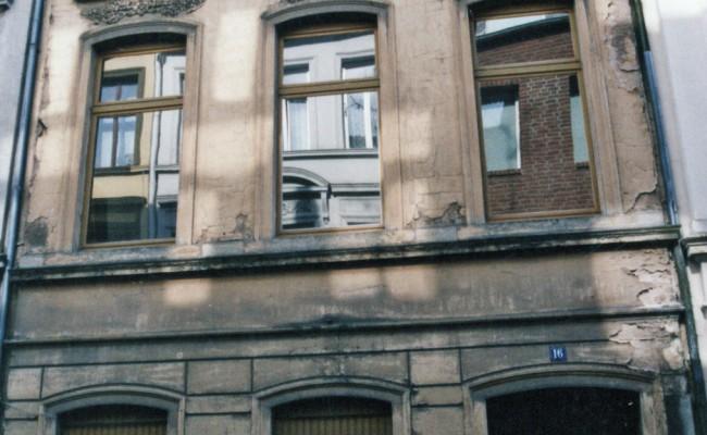 Mathildenstr. Straße außen