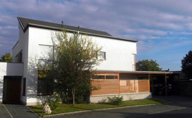 Familienhaus außen
