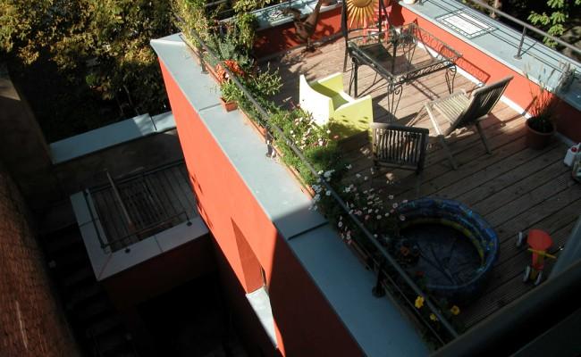Mathildenstr. Terrasse