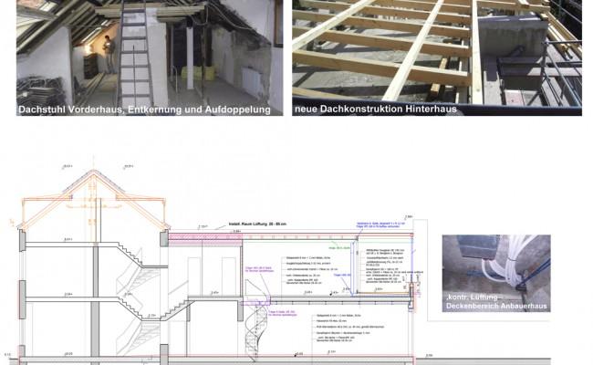 Schultheissstr Zeichnung/Bauphase