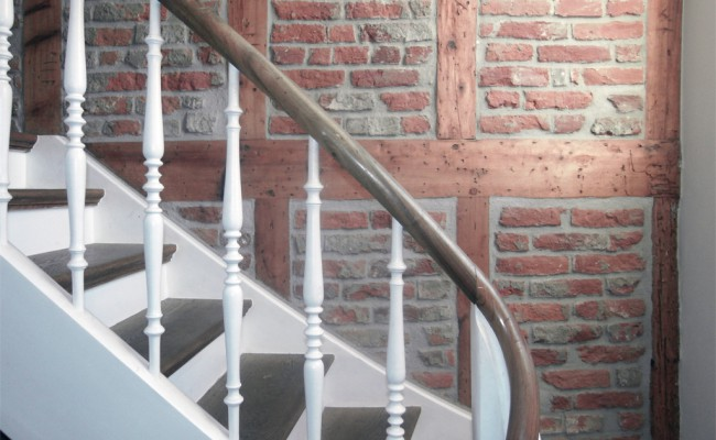 Brüsseler/str Treppe
